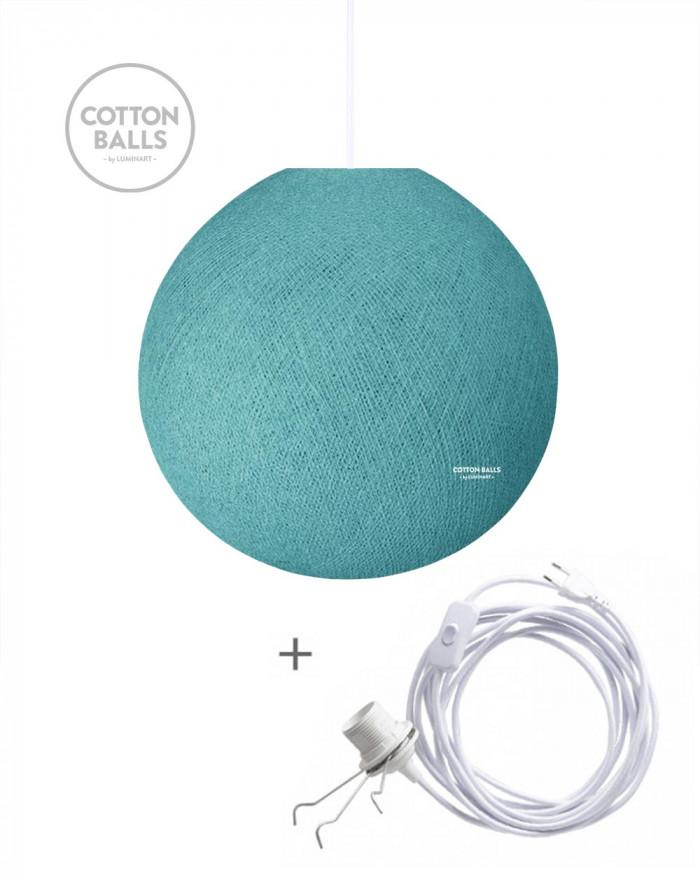 Candeeiro Errante - BIG Lamp Aqua