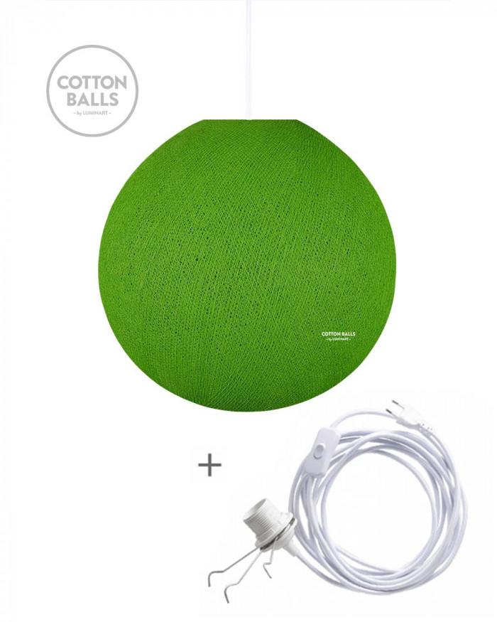 Candeeiro Errante - BIG Lamp Bright Green