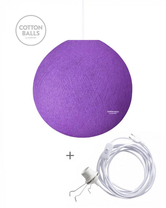 Candeeiro Errante - BIG Lamp Violet