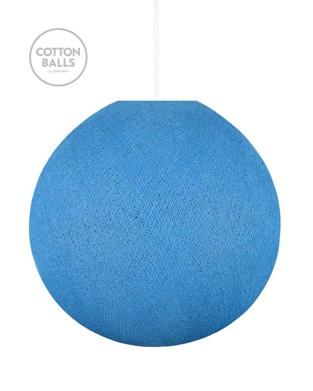BIG Lamp Bright Blue