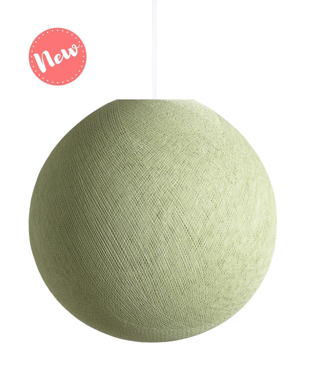 BIG Lamp Powder Green