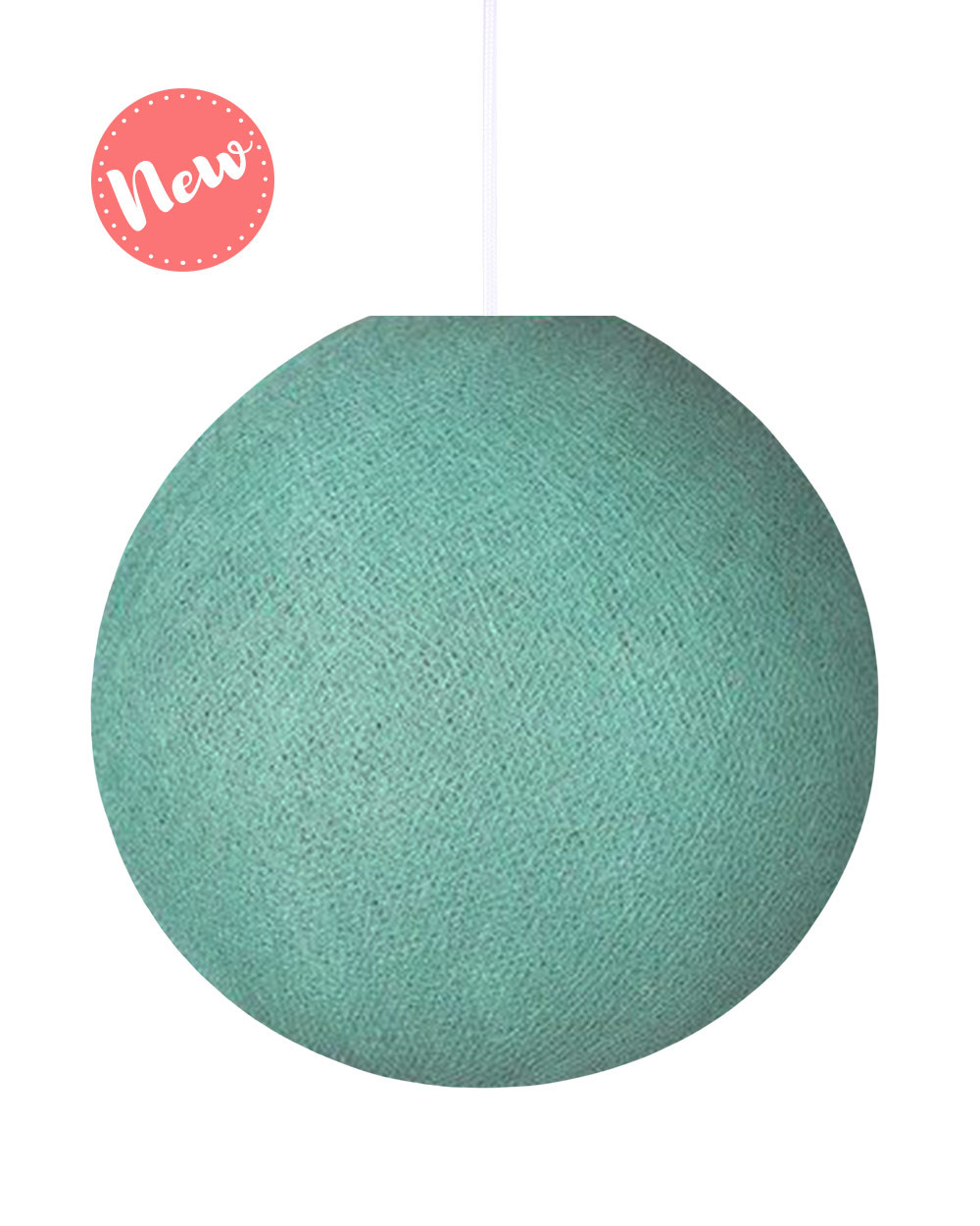 BIG Lamp Sea Green