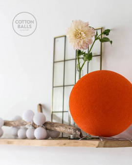 Candeeiro de Mesa - Bright Orange