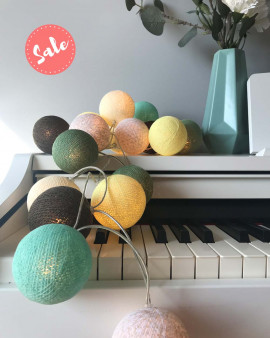 OUTLET Calm & Sunny - 20 bolas
