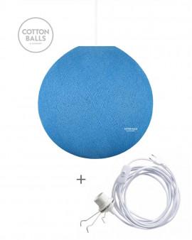 Candeeiro Errante - BIG Lamp Bright Blue