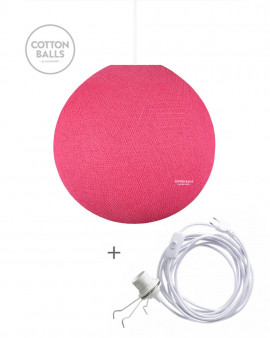 Candeeiro Errante - BIG Lamp Bright Pink