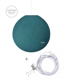 Candeeiro Errante - BIG Lamp Heavy Aqua