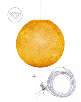 Candeeiro Errante - BIG Lamp Mustard