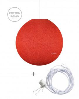 Candeeiro Errante - BIG Lamp Red