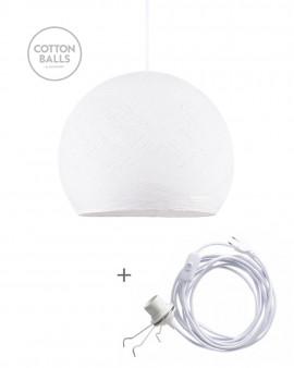 Candeeiro Errante - BIG Cup White
