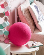 Candeeiro de Mesa - Bright Pink