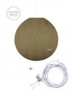 Candeeiro Errante - BIG Lamp Beige
