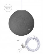 Candeeiro Errante - BIG Lamp Mid Grey