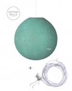Candeeiro Errante - BIG Lamp Sea Green