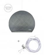 Candeeiro Errante - BIG Cup Mid Grey
