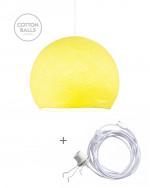 Candeeiro Errante - BIG Cup Soft Yellow